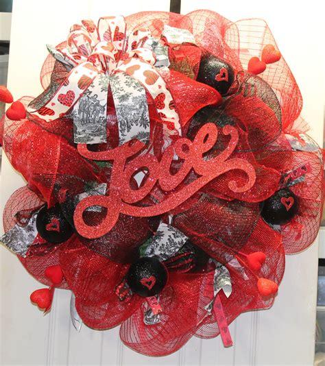 valentines wreaths 25 outstandingly handmade s wreath designs