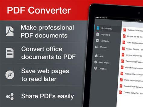 convertir imagenes a pdf en ipad convertir de archivos a pdf para ipad