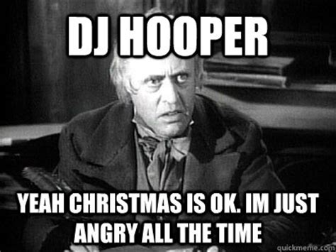 Fuck Off Meme - christmas fuck off it s only october ebenezer scrooge