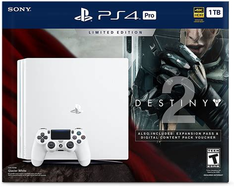 playstation 4 console bundles playstation 4 pro 1tb console destiny 2 bundle