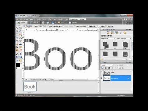 Stripes In Photoshop Listras Em Photoshop Youtube Book Folding Template Maker