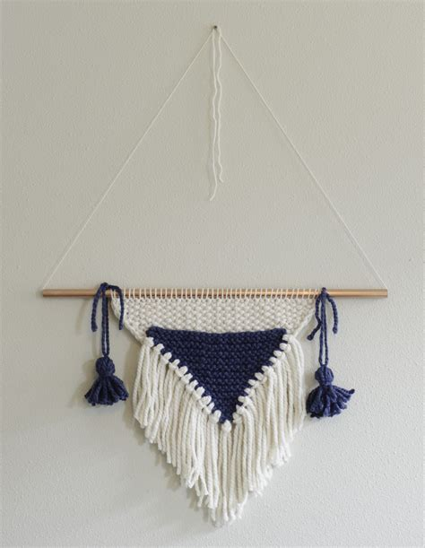 knitting pattern wall hanging diy knitted wall hanging while they play