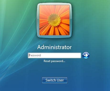 4 tips to reset windows vista password when you forgot it