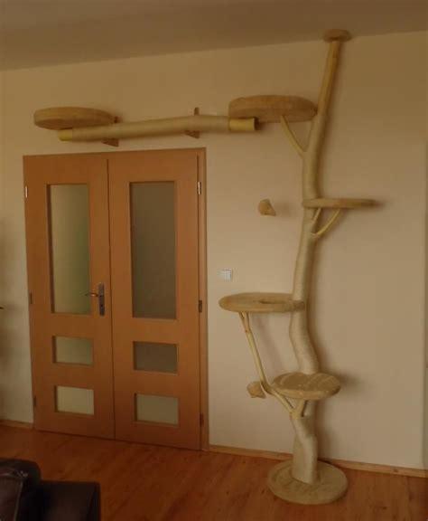 diy cat tree style