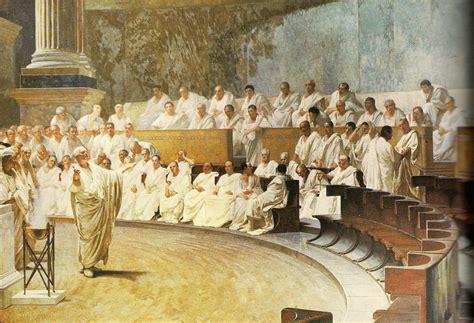 senatorial traditions the death of tiberius gracchus