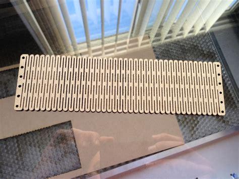 design patterns for flexible manufacturing flexible wood and clasps s k i v v i e s laser cut