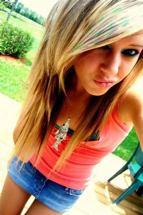 blonde teen girl blonde teen
