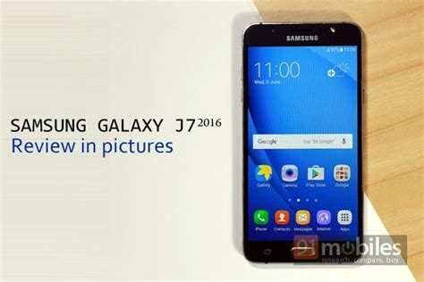 Samsung J7 Review samsung galaxy j7 2016 price in india specifications