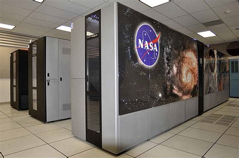 Pc Room by Nasa Boosts Pleiades Supercomputer With Broadwell Cpus And