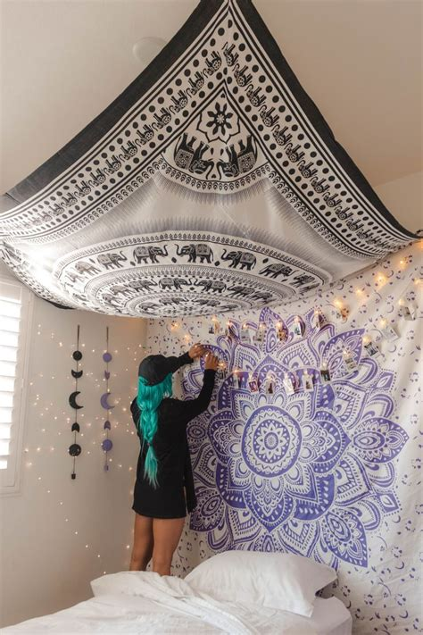 Easy  Awesome Wall Light Ideas  Teens Bedroom