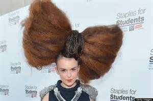 best hairtransplant in the world move over lady gaga teen singer tallia storm has the