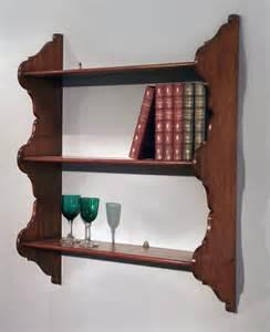 antike regale antique wall shelves wall shelves