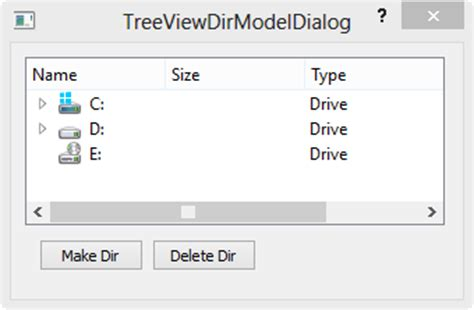 qt tutorial model view qt5 tutorial modelview with qtreeview and qdirmodel 2018