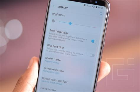 what is blue light filter samsung how to set up blue light filter for usage on samsung