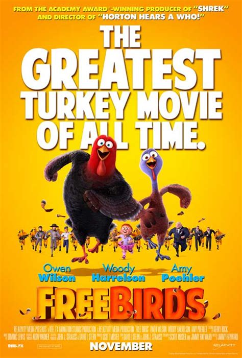 Free Birds 2013 Film Free Birds Movie Posters From Movie Poster Shop