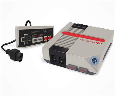 hd console hyperkin retron 1 hd nes gaming console cool sh t i buy
