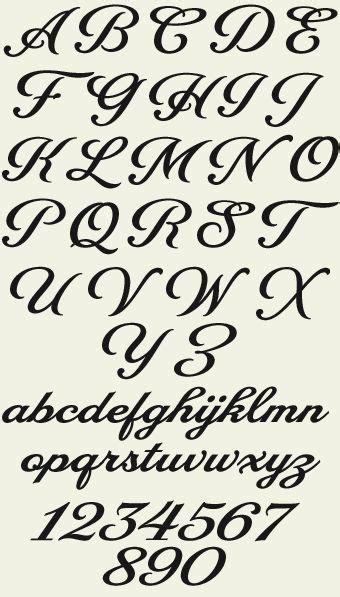 tattoo lettering regular 256 best fonts images on pinterest fonts types of font