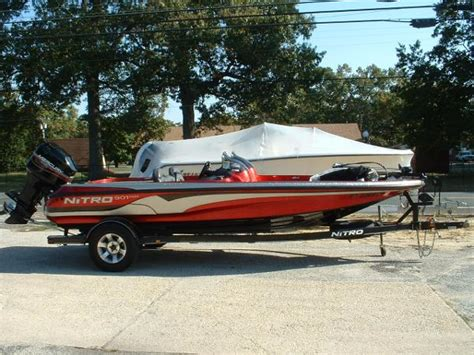 used nitro bass boats in texas used bass nitro boats for sale 4 boats