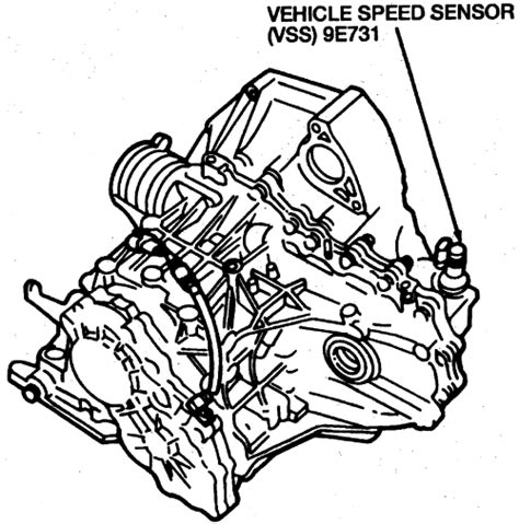 Repair Guides Components Amp Systems Vehicle Speed