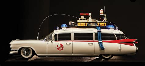 Ecto One Car by Look At This 1 400 Ghostbusters Ecto 1 Replica Kotaku