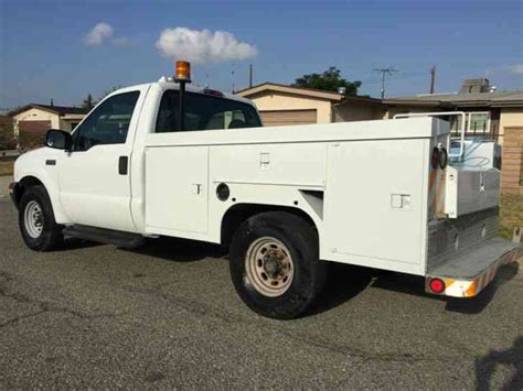 ford service truck ford f250 2003 utility service trucks