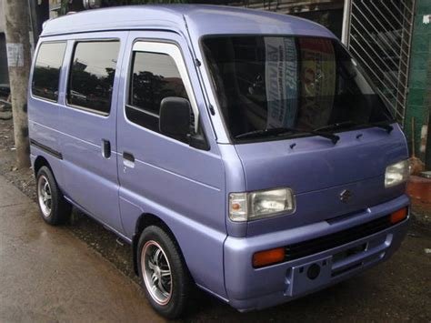 Used Suzuki Vans For Sale Used Suzuki 4x4 Mini Vans For Sale Autos Post