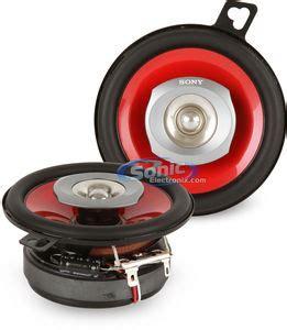 Speaker Aktif Sony Xplod sony xs w3521 xsw3521 3 1 2 quot xplod 2 way car speakers