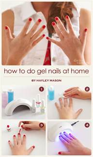how to do acrylic nails at home step by step how to do gel nails at home more