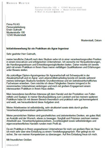 Bewerbungsschreiben Ausbildung Landwirt Bewerbung Diplom Agrar Ingenieur Praktikum Sofort