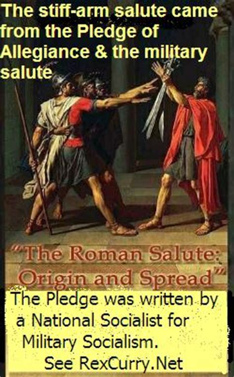 gladiator film and history winkler usa s nazi pledge of allegiance secrets exposed by rex