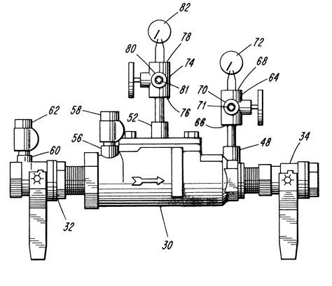 check valve installation in kitchen patent us6396404 double check valve assembly for fire