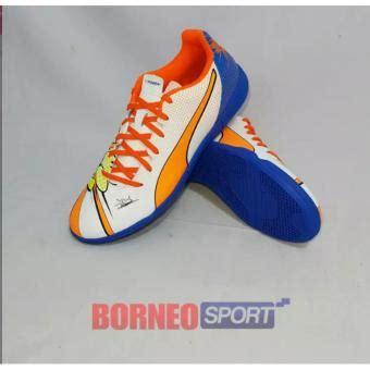 Sepatu Futsal Evospeed 01 harga evospeed 17 5 it sepatu futsal yellow black