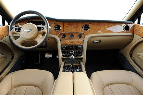 bentley mulsanne custom interior review 2011 bentley mulsanne autoblog