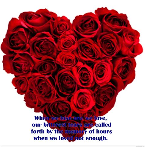 is it valentines day valentines roses with quotes quotesgram