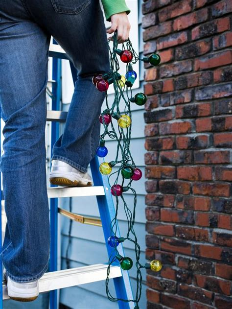 safe christmas lights home survival skills safety tips hgtv design design happens