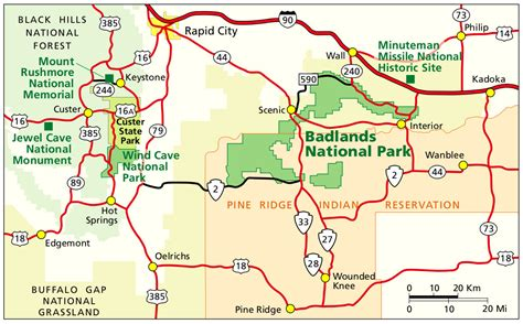 mt rushmore map map of area around mount rushmore pictures to pin on pinsdaddy