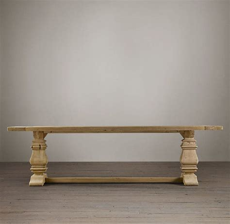 Salvaged Wood Trestle Extension Dining Tables Salvaged Wood Trestle Extension Dining Tables Dining Rooms Pinterest Wood Dining Tables