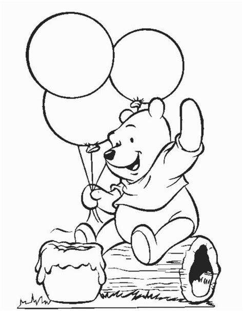 imagenes de winnie pooh sin pintar im 225 genes de winnie pooh para pintar o colorear mundo