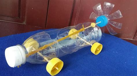 bahan bahan membuat mobil mainan dari barang bekas membuat mainan mobil dari botol plastik bekas jemari kids