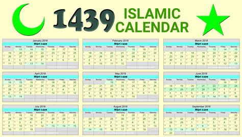 free 2018 muslim calendar to print up only islamic calendar 2018 hijri calendar 1439 printable calendar 2018 templates