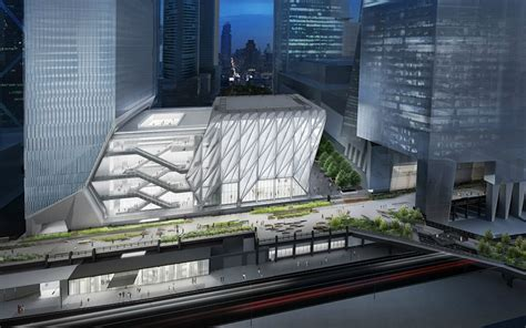 event design jobs nyc the shed arts center building new york e architect
