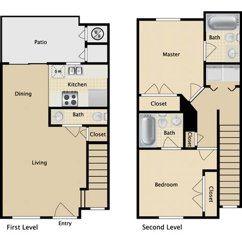 townhomes floorplans 171 floor plans townhome floor plans house plan 2017