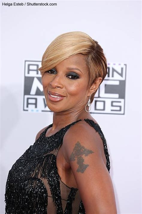 J Blige Hairstyles by Hairstyles Uk Hairdressers Gallery