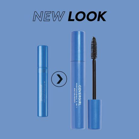 Cover Professional All In One Waterproof Mascara Expert Review by Covergirl Professional All In One Waterproof Mascara