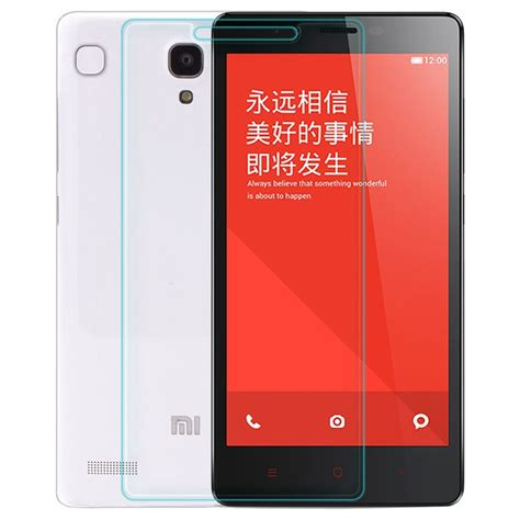 Tempered Glass 3 Power For Xiaomi Redmi Pro Clear nillkin h anti burst tempered glass protective for xiaomi redmi note 3 note 3 pro kenzo