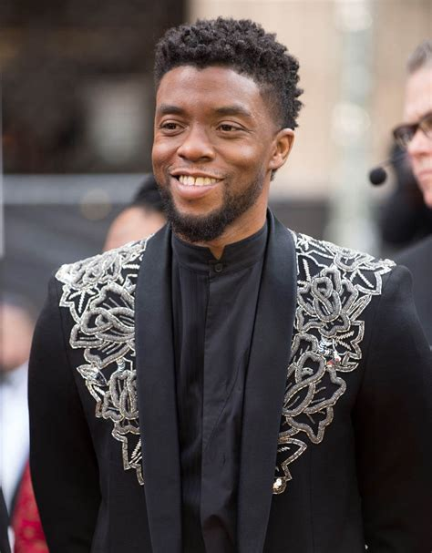 chadwick boseman chadwick boseman was a king at the 2018 oscars