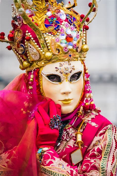 Italian Masquerade: Carnival Costumes and Venetian Masks