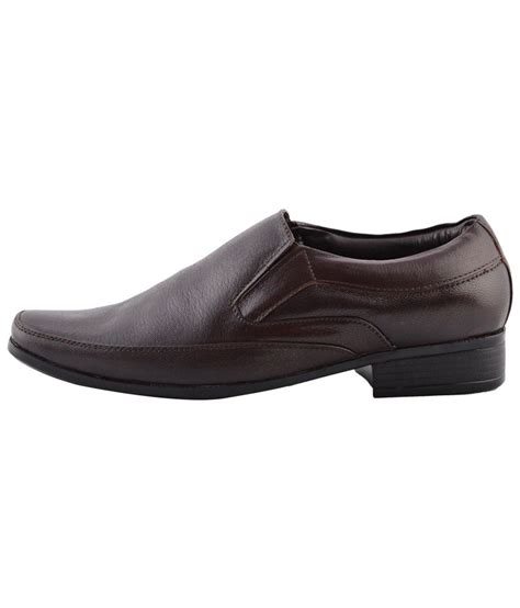 bullet for my shoes bullet shoe co brown formal shoes price in india buy