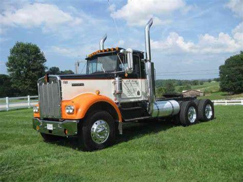 classic kenworth for sale international 2574 2000 daycab semi trucks