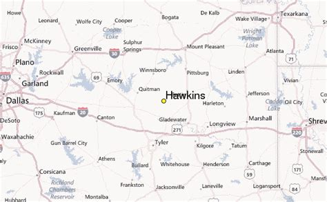 hawkins texas map hawkins weather station record historical weather for hawkins texas